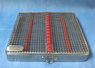 Sterilization cassettes - Wire Mesh Series - 14 Instruments