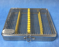 Sterilization cassettes - Wire Mesh Series - 12 Instruments