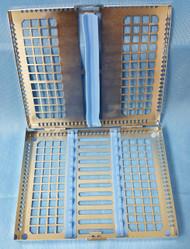 Sterilization Cassette - Solid Series - 10 instruments