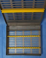 Sterilization Cassette - Solid Series -16 Instruments plus box