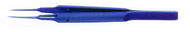 Girard Tying forceps serrated Curved 180mm- Titanium