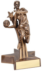Ladies Basketball Trophy