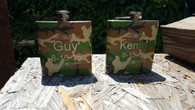 Personalized Camouflaged Flask