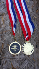 Personalized Track Award Medals