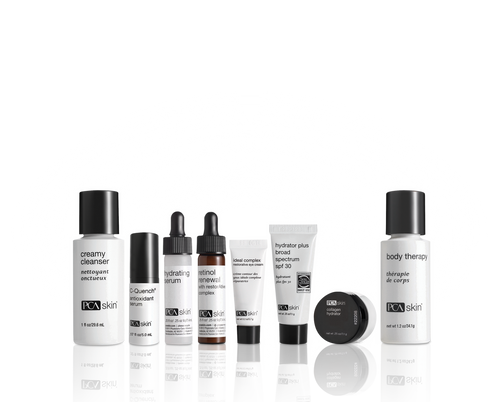PCA SKIN The Dry Skin Trial System