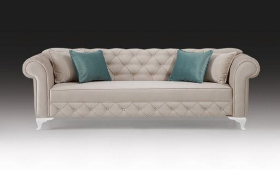 Chester Sofa Cream