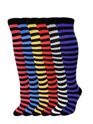 Julietta Over The Knee Socks (SR703) - 1 Dozen