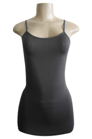 F&F Women's Camisole - Charcoal (10 pieces)