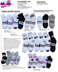 Wing Sport Socks Catalog