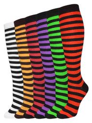 Julietta Knee-High Socks (SR409) - 1 Dozen