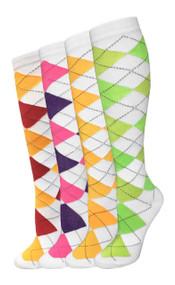 Julietta Knee-High Socks (SR413) - 1 Dozen