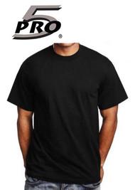 Pro 5 Color T-Shirt / (1 Qty = Half Dozen, 6 pieces)