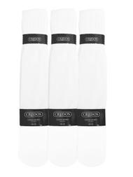 Credos Tube Socks - White (Size: 10-13) - 1 Dozen