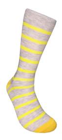 FineFit Stripe Dress Socks (SD420) - 1 Dozen