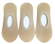 Angelina Foot Cover - Beige (Size: One Size) - 1 Dozen