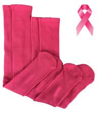Running Mate Tube Socks - Pink (SR214P) - 1 Dozen