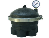 Paramount 3 Port Water Valve Shell with 2in base