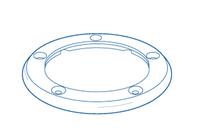 Paramount Vanquish Body Ring Top