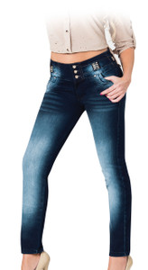 Latin Fit Jeans by Esencial - Kate