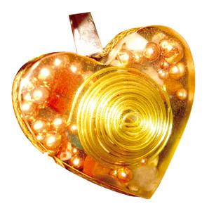 Orgone - Amuleto Corazón