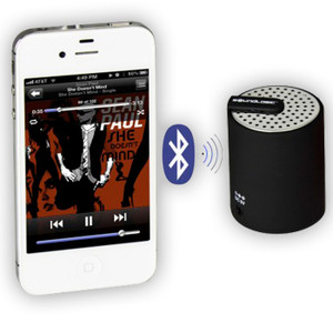 Soundlogic™ Mini Bluetooth® Altavoz