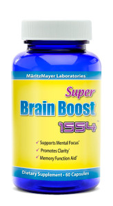 Suplementos - Super Brain Boost