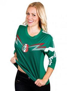 Camisetas de Futbol - Mexico Color Verde