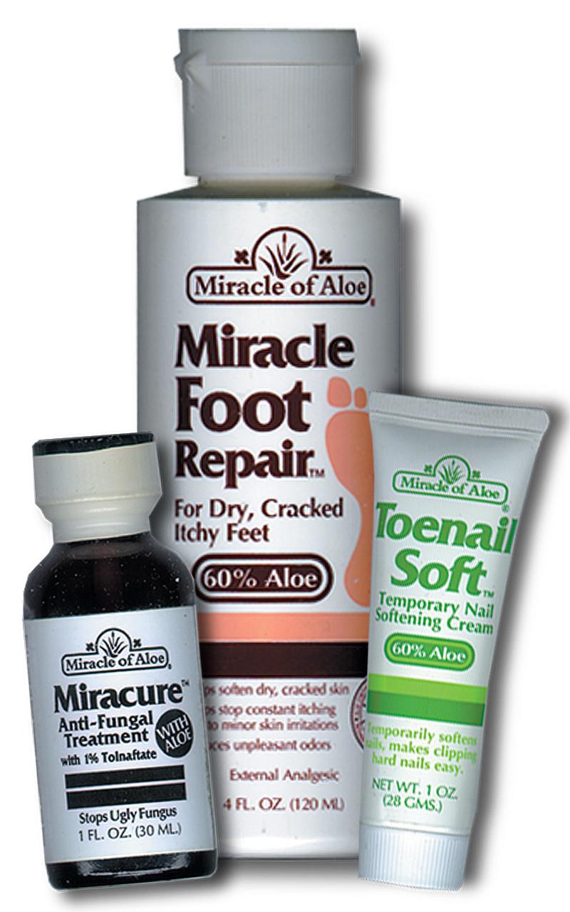 Fungi Nail - Miracle Foot Repair - Vellanova