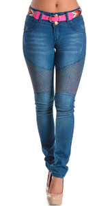 JEANS LEVENTA GLUTEOS DORY