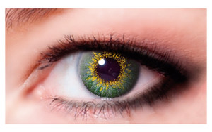 Color Contact Lenses-Gemstone Green