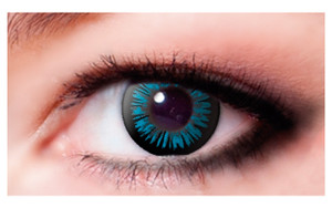 Color Contact Lenses-Ocean Blue