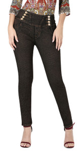 Minerva Jeans Levanta Cola-Brown-Lupe