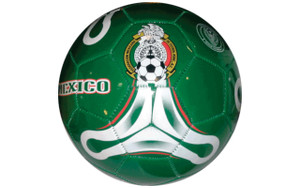 soccer ball mexico