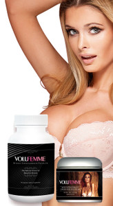Set Volufemme Breast enhancement
