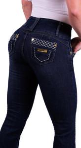 Jeans Levanta Pompis modelo Linda