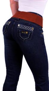 Jeans Levanta Cola modelo Olga