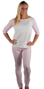 Pijama Organica Pima Cotton Pajamas Set 14127