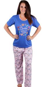 Pijama Suave Algodon Pima 1