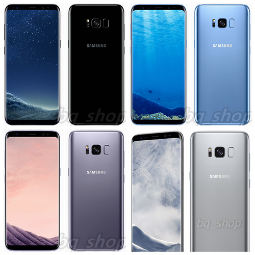 "Samsung Galaxy S8+ G955 6.2"" Octa-core Android Phone"