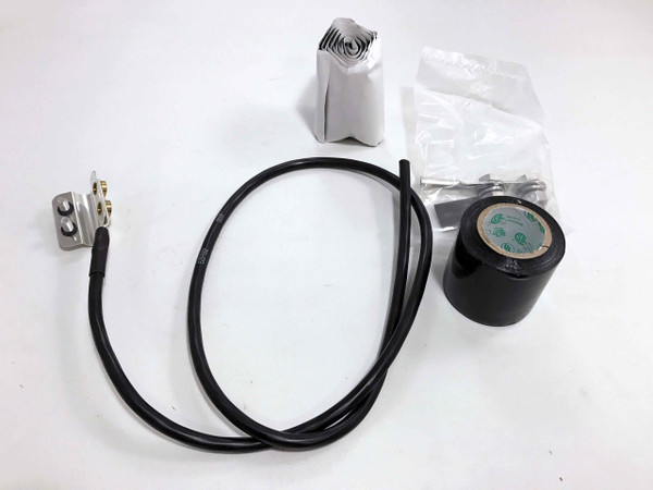 """STANDARD GROUND KIT FOR 3/8"""" COAX CABLE LMR400, LOW400 EQUAL TO 223158-4 (GKS-38 )"""