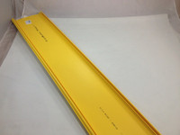 6x4 Snap On Hinged Cover 6' Yellow