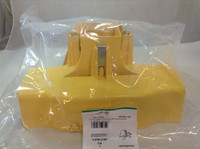 4x4 QUICKLOCK VERTICAL TEE YELLOW