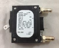EMERSON 102278 BREAKER, HYD MAG, 1P, 25A, 80VDC, SPDT