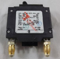 CA1X009577A21MG  Circuit Breaker 60 Amp Bullet Black Handle 3-Pin Even