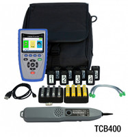 TCB400 Cable Prowler™ Deluxe PRO Test Kit