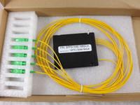 SPP-S1X4E15B-SCA PLC Fiber Splitter 1X4 SCA