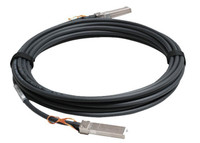 SFP-H10GB-CU2-5M-COM SFP+ Twinax Copper Cable, 10GBASE-CU, Direct Attach, SFP+ Connector, Cable 2.5 Meter, Passive