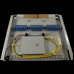 FPA024011PAF124003 24-Port 1 Rack Unit Loaded Fiber Panel