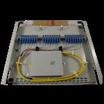 FPA024011PAF124003 24-Port 1 Rack Unit Loaded Fiber Panel