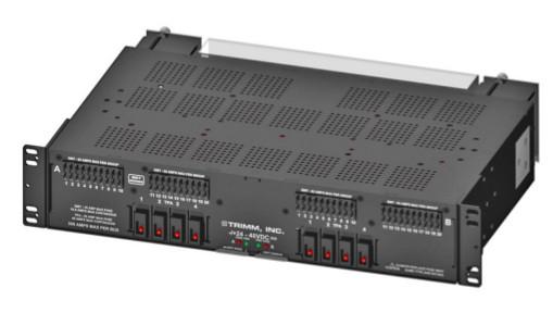 trimm 8273221001 fuse panel gmt  tpa fuse panel  u00b124 48v dc dc fuse box for 2000 endeavor rv DC Fuse Bar